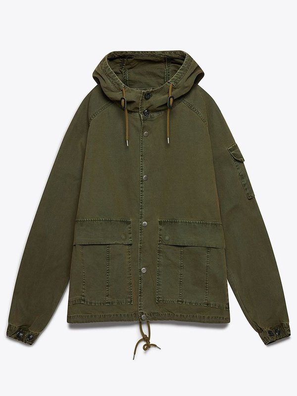 Penfield Lenox Jacket - Olive