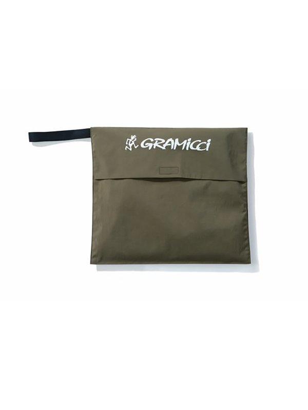 Gramicci Nylon Taslan Packable Hooded Jacket - Khaki