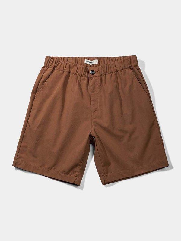 Native North Paper Shorts - Rust