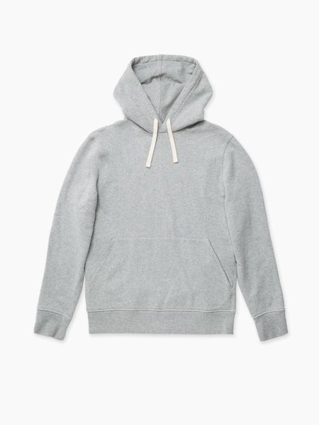 Richer Poorer Pullover Hoodie - Heather Grey