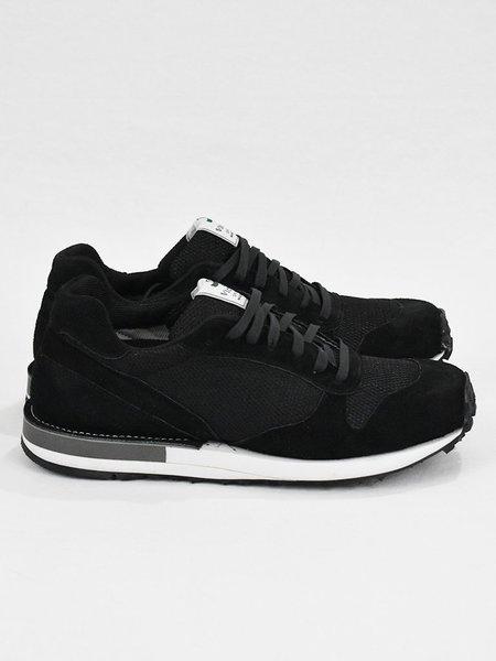 Victory Sportswear Speed - Black Suede/Black Mesh