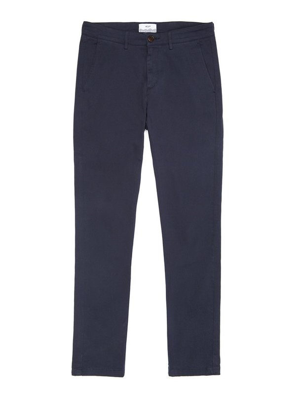 Wax London Strood Chinos - Navy