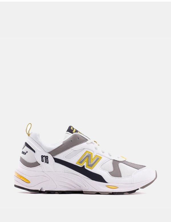 new balance yellow trainers