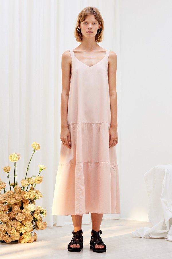 Kowtow THE ELEMENTS DRESS - Blush