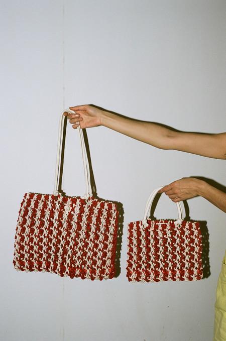 Clare V. Sandy Bag