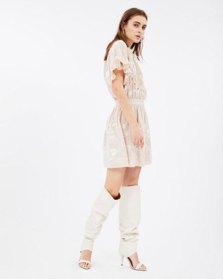 IRO Kauri Dress - White