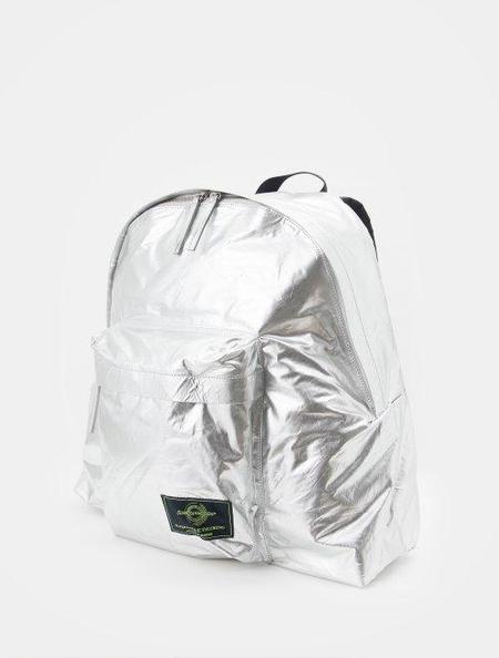 Juun.J Backpack - Silver