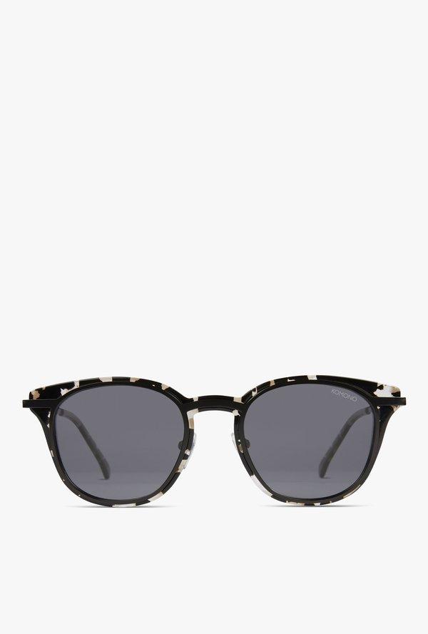 52d211cb9663 KOMONO Sydney Sunglasses - Clear Demi | Garmentory