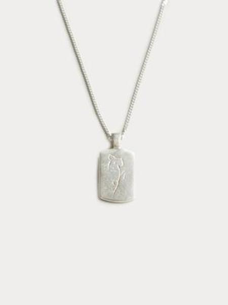 Wolf Circus Elsworth Necklace - Sterling Silver