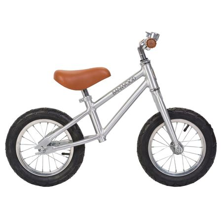 Kids Banwood Balance Bike - Chrome