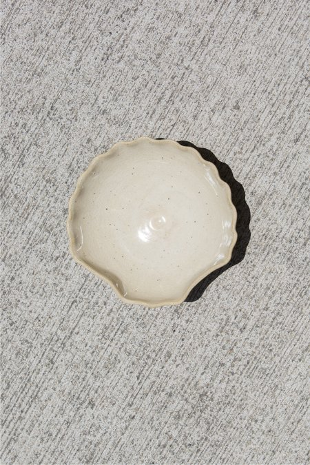 Rachel Saunders Shell Dish - Sand