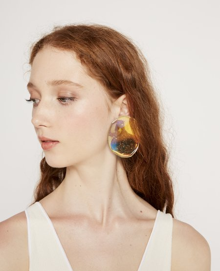 Julie Thévenot Reflection Earrings - Prism