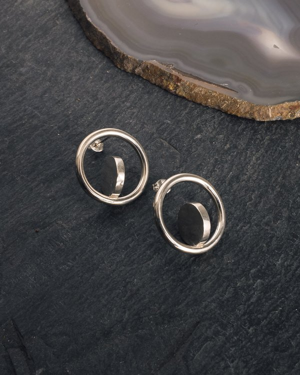 Another Feather Cassini Earrings