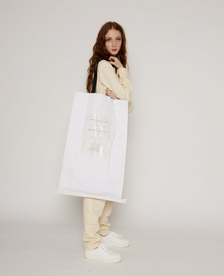 Actually Existing The Upcycled Dextrose Monohydrate Bag