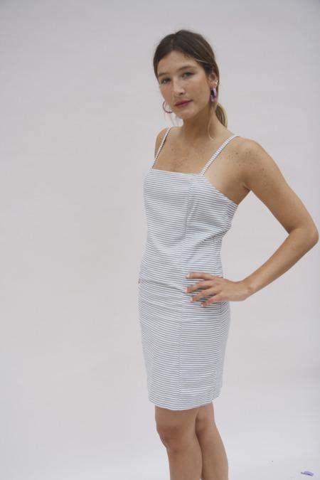 Rollas April Dress - Stripe