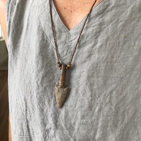 WelcomeShoppe Handmade Primative Arrow Necklace