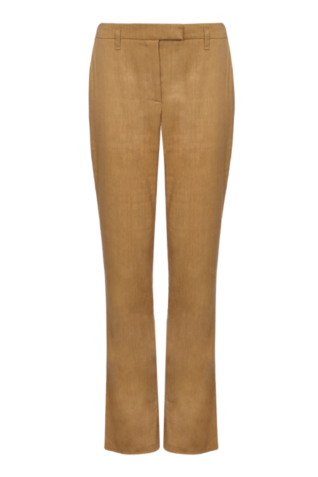 Arje Rox Stretch Linen Pants - Dune