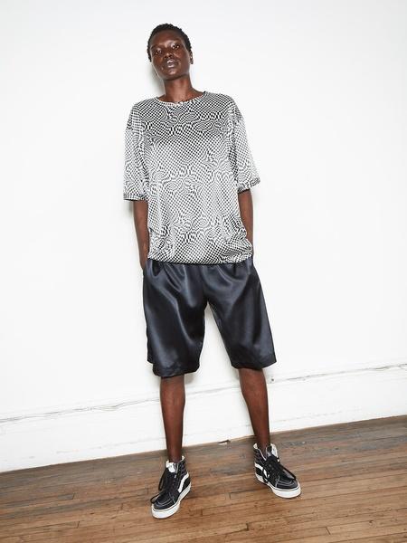 6397 News Board Shorts - Black
