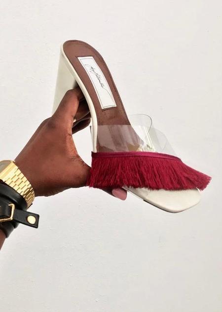 Loza Maleombho Killah Sandals - Red