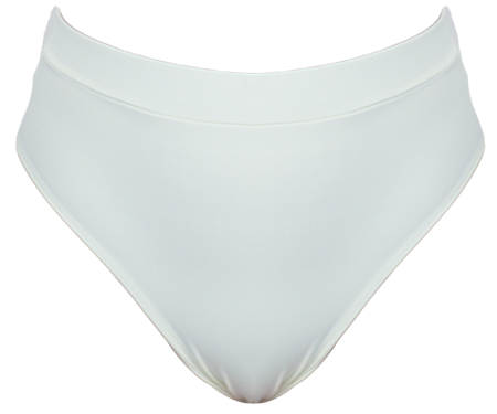 The Saltwater Collective Morgan Bottom - Ivory