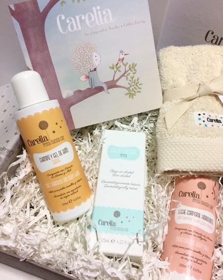 Kids CARELIA Petits Premium Bath & Skincare Gift Set