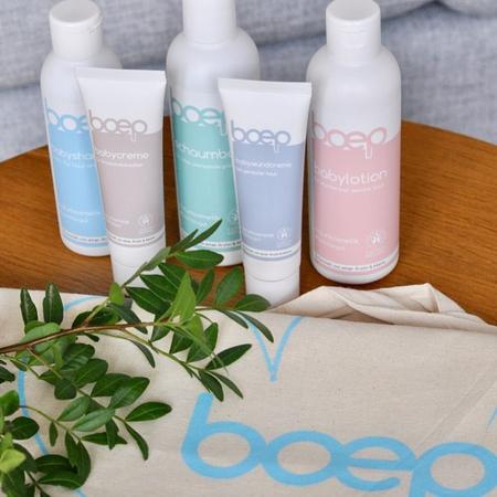 Kids Boep Complete Bath & Skincare Set
