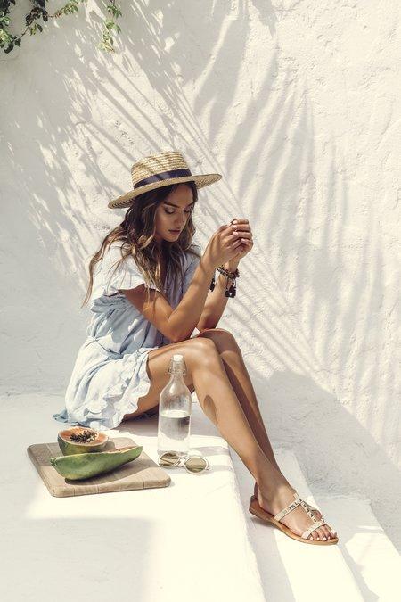Cocobelle Payne Sandal - Gray