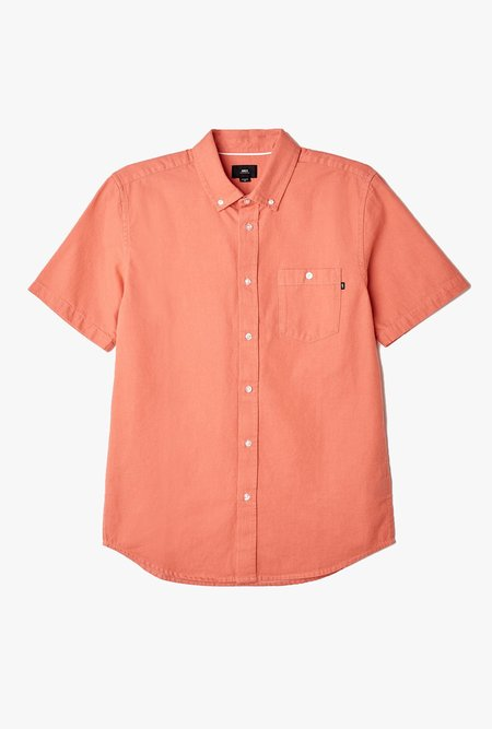 Obey Keble Denim Woven SS Shirt