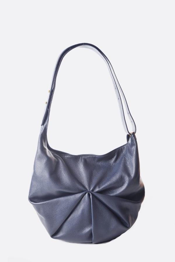 Tsatsas Small Sacar Bag - Navy