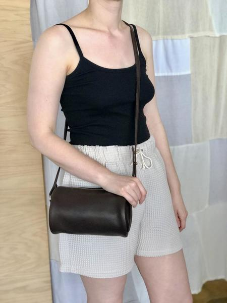 Erin Templeton Squeezebox Bag - Chocolate
