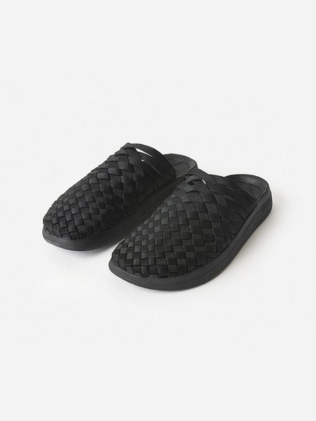 MALIBU Colony Nylon SANDALS - Black