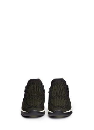 Ash Studio mix knit sneakers