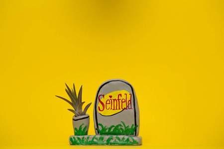 Hello Happy Plants Seinfeld Grave Planter