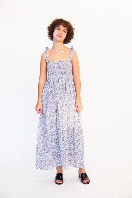 Lacausa sycamore dress - baja