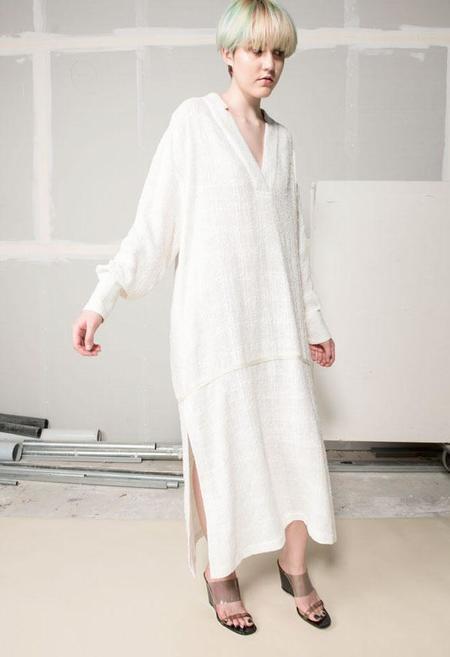 Rachel Comey Lacovia Dress - ivory