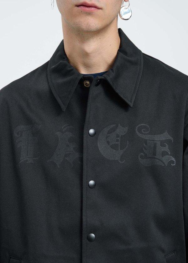 eb5a46454 Facetasm Dickies Edition Logo Coach Jacket - Black