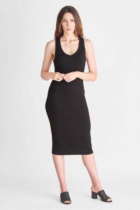 Baldwin BLDWN LYRIC DRESS - BLACK