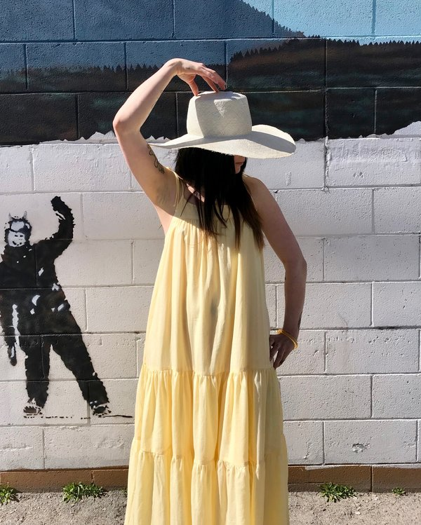 Loup Charmant Bondi Dress - Butter