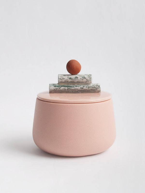 Laura Itkonen Small Sculptural Vessel #2