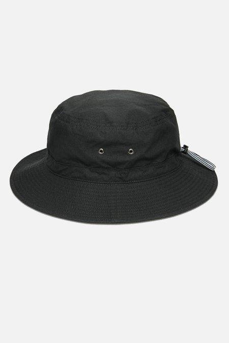 Cableami Ripstop Bucket Hat - Black