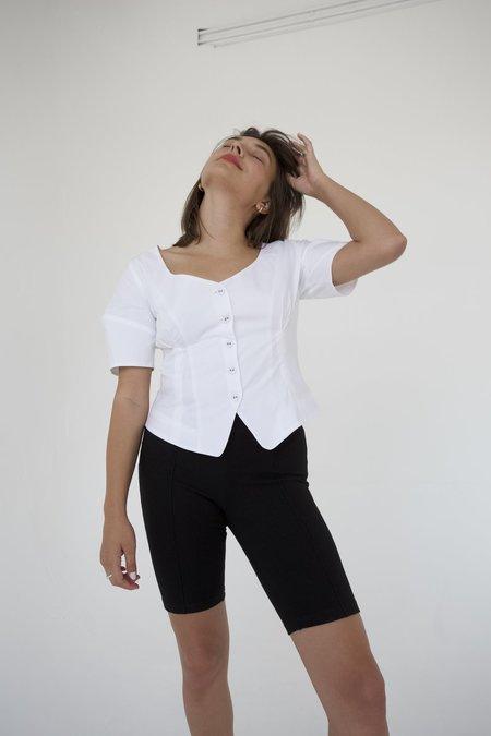 Rachel Comey Dillinger Top - white