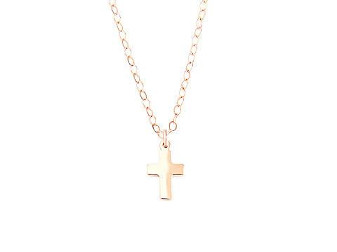 Seoul Little Cross Necklace