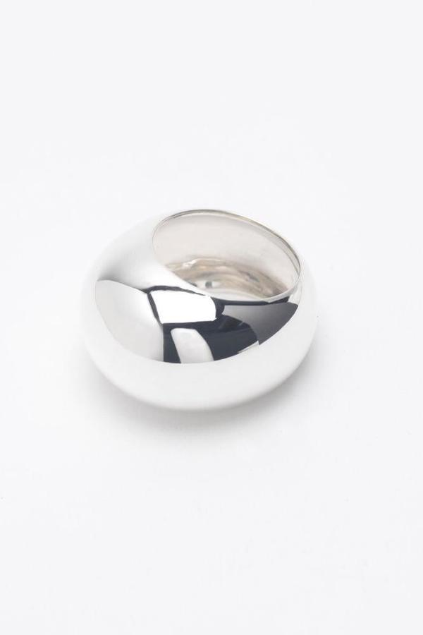 Leigh Miller Bubble Ring - Sterling Silver