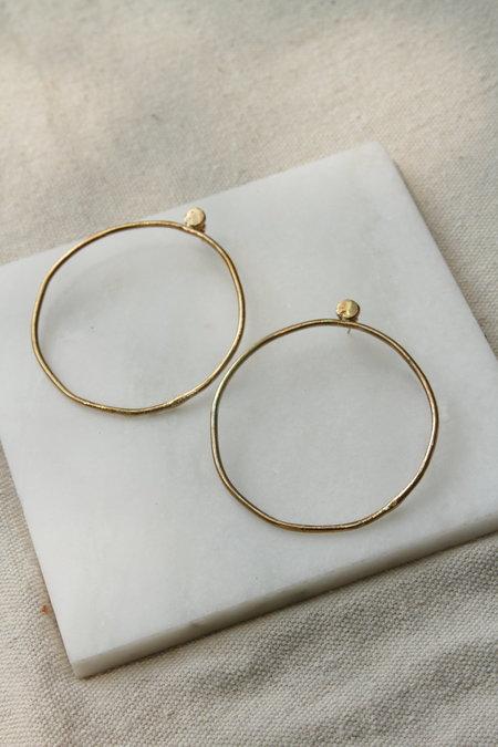 Free Maiden Ava Hoop Earrings