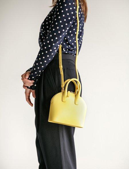 Mansur Gavriel Mini Top Handle Bag - Sun
