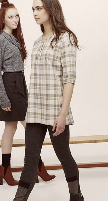Dagg and Stacey Balsam Tunic