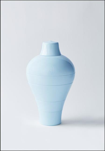 ibride Abysses Ming Stacking Bowl Set - Blue