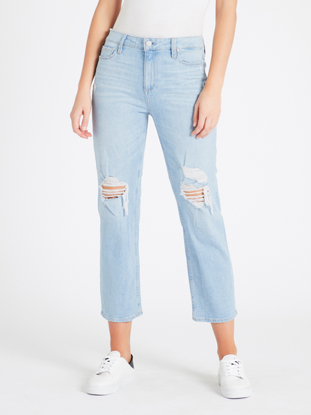 Paige Noelle Straight Jean - Myrtle Destructed