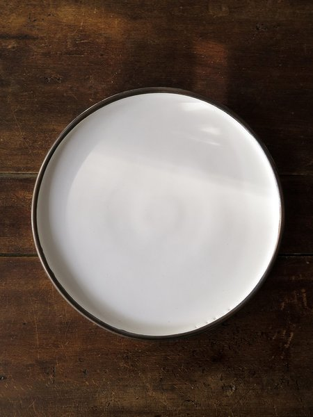 notary ceramics exclusive platter