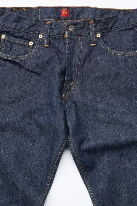 Resolute 712 Straight One Wash Denim Jeans